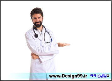 عکس کیفیت بالای پزشک - دیزاین 99